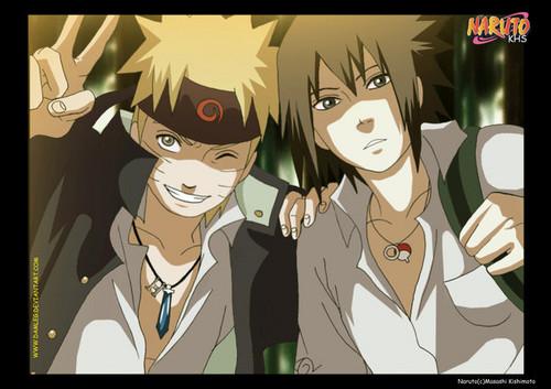 Me and Sasuke