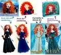 Merida Merchandise Timeline - disney-princess photo