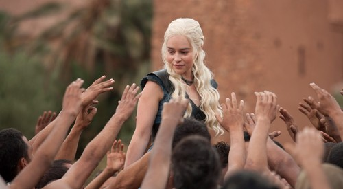 Game of Thrones wallpaper called Mhysa (3x10)