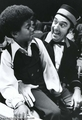 Michael And Jim Nabors - michael-jackson-the-child photo