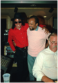 Michael And Quincy Jones In The Recording Studio - michael-jackson photo
