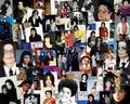 Michael Jackson foto Collage