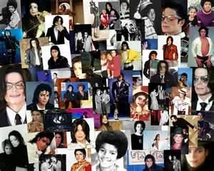 Michael Jackson foto Collage