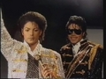 Michael Next To Statue In His Own Likeness - michael-jackson photo