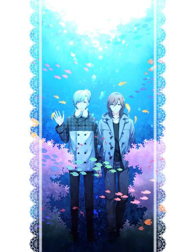 Mikaze Ai and Kotobuki Reiji