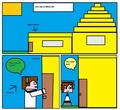Minecraft Days (Comic) - deadlox fan art