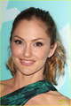 Minka Kelly at volpe upfronts