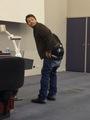 Misha Collins at AHBL4 Convention Melbourne