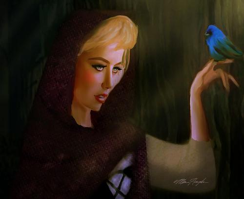 Monroe Hayden's Sleeping Beauty