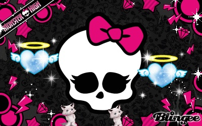 Monster high!!😃