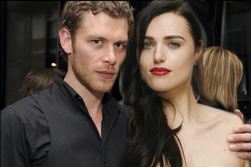 Morgana and Klaus