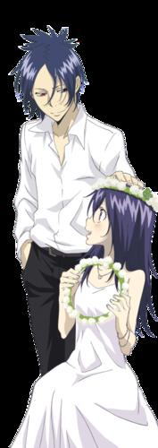 Mukuro Rokudo & Nagi (✿◠‿◠)