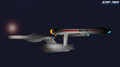 NCC1701 - star-trek fan art