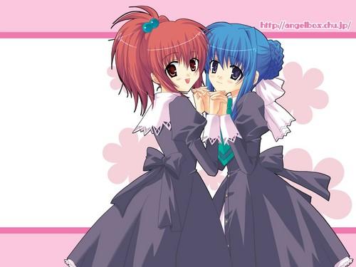Nagisa and Tamao