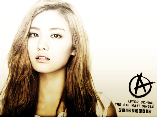Nana first love comeback teasers nana after school photo 34641601 fanpop - After school nana first love ...