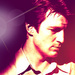 Nathan Fillion - castle icon