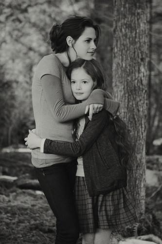 Nessie and Bella