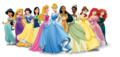 New Disney Princess Lineup - disney-princess photo