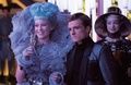 New Official Catching Fire still featuring Effie and Peeta - josh-hutcherson photo