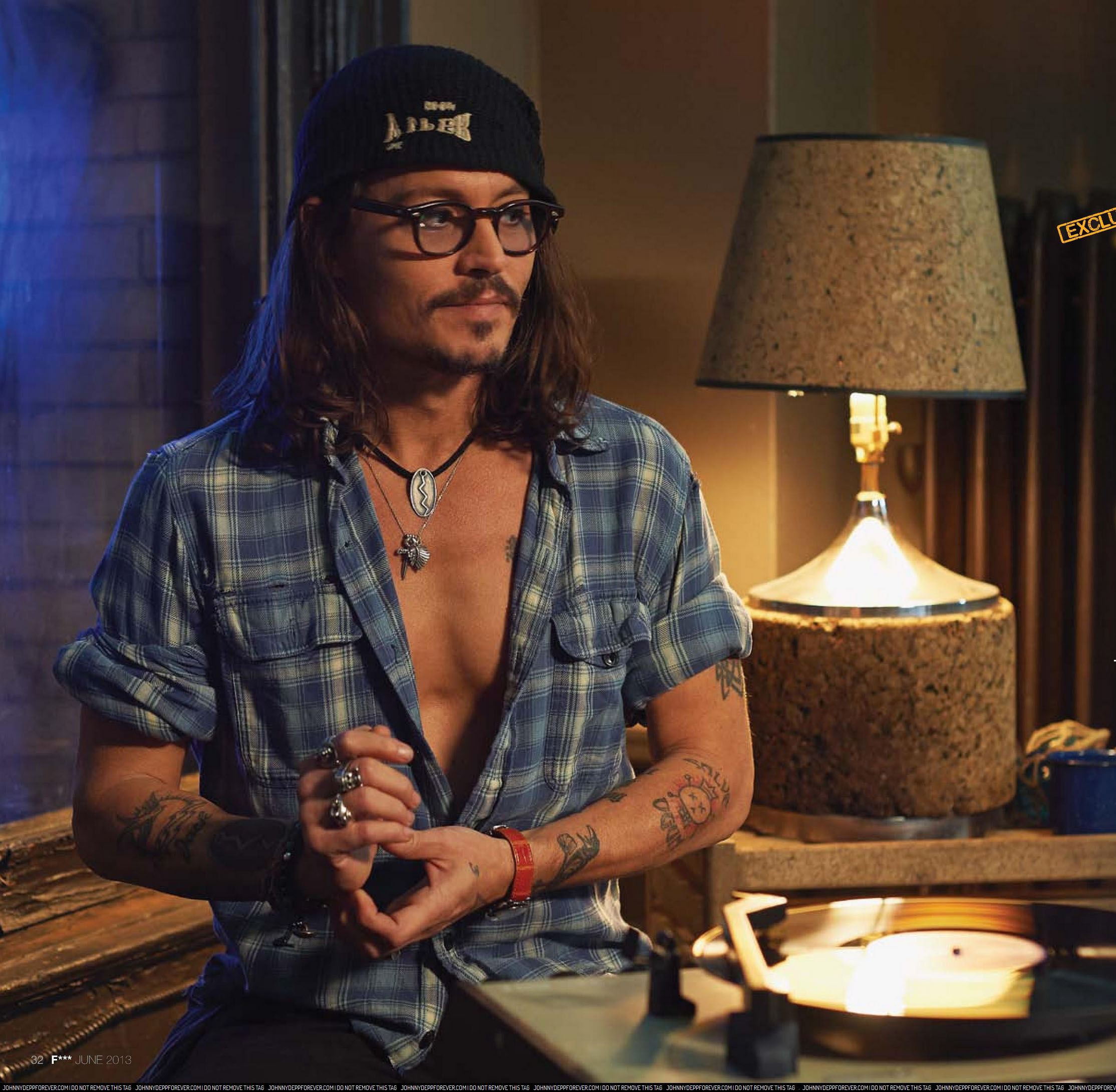New Photos! - Johnny Depp Photo (34671624) - Fanpop джонни депп новости