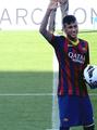 Neymar at Barcelona@