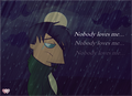 Nobody loves me - total-drama-island fan art
