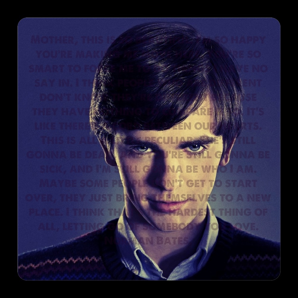 norman bates Norman bates (born august 1934) was an american serial killer and keeper of  the bates  norma was a manipulative and controlling woman who did not allow .