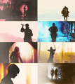 OUAT Silhouettes - once-upon-a-time fan art