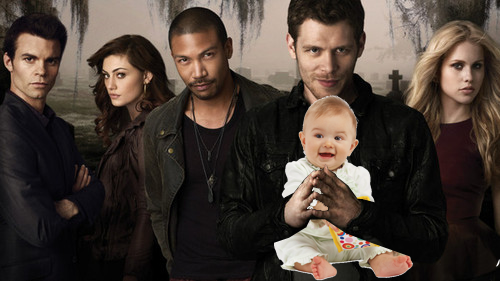 Offical Promo for The Originals (humor)