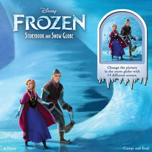 Official Disney Frozen کتابیں