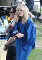 On Set Of 'The Amazing Spiderman 2' - emma-stone photo