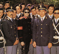 On Tour In Italy - michael-jackson photo