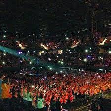 One Direction Amsterdam Orange Concert One Direction Vs