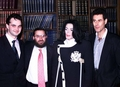 Oxford University Back In 2001 - michael-jackson photo