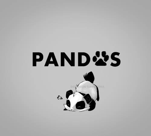 Pandas wallpaper titled Pandas!!!