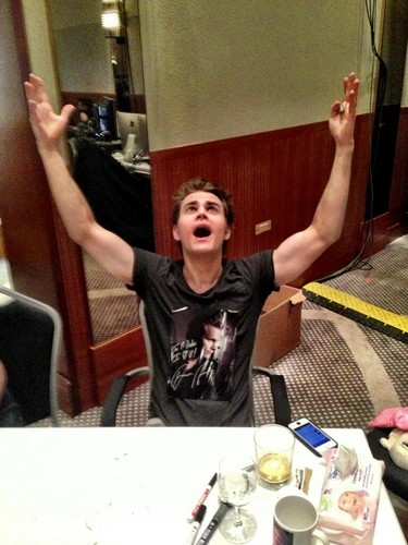 Paul at Bloody Con Germany