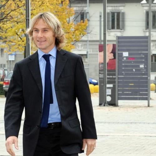 Pavel Nedved Juventus 2013