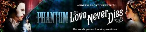 Phantom amor Never Dies Banner