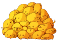 Pile O' Jake - adventure-time-with-finn-and-jake fan art