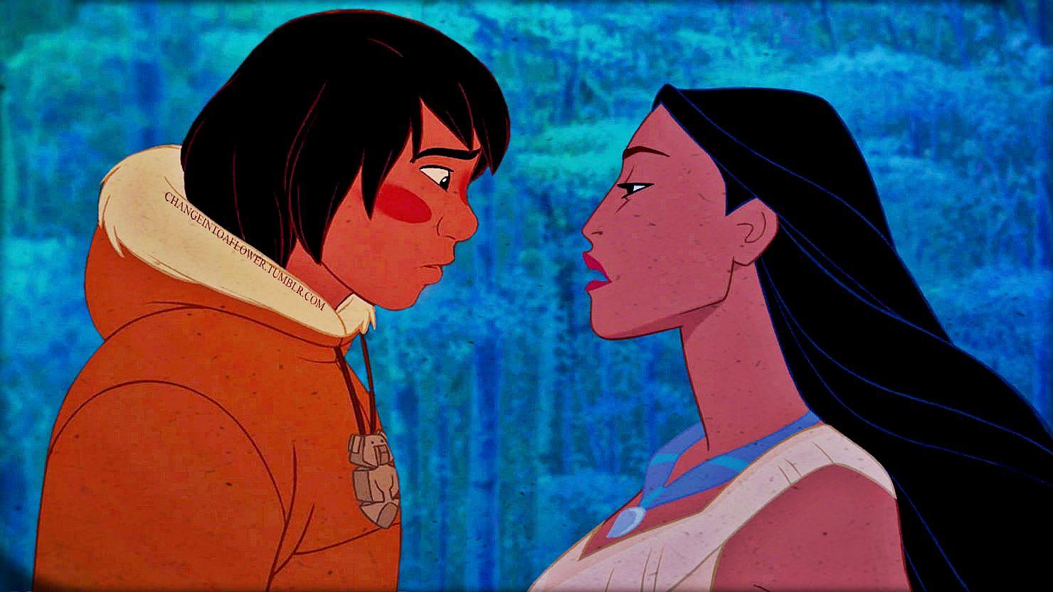 Pocahontas/Kenai