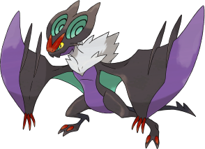 Pokemon X & Y: Noivern