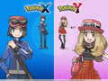 pokemon - Pokemon XY wallpaper