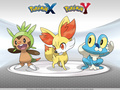 Pokemon XY - pokemon wallpaper