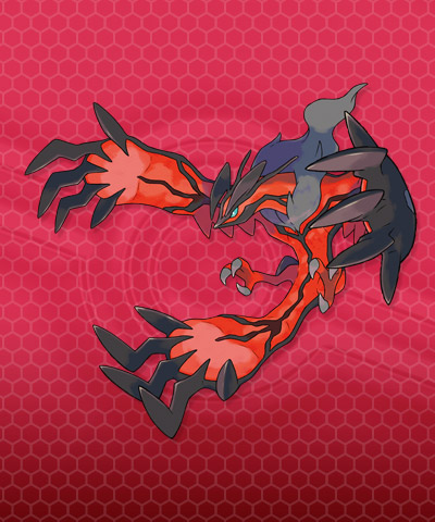 Pokemon xy: Yveltal