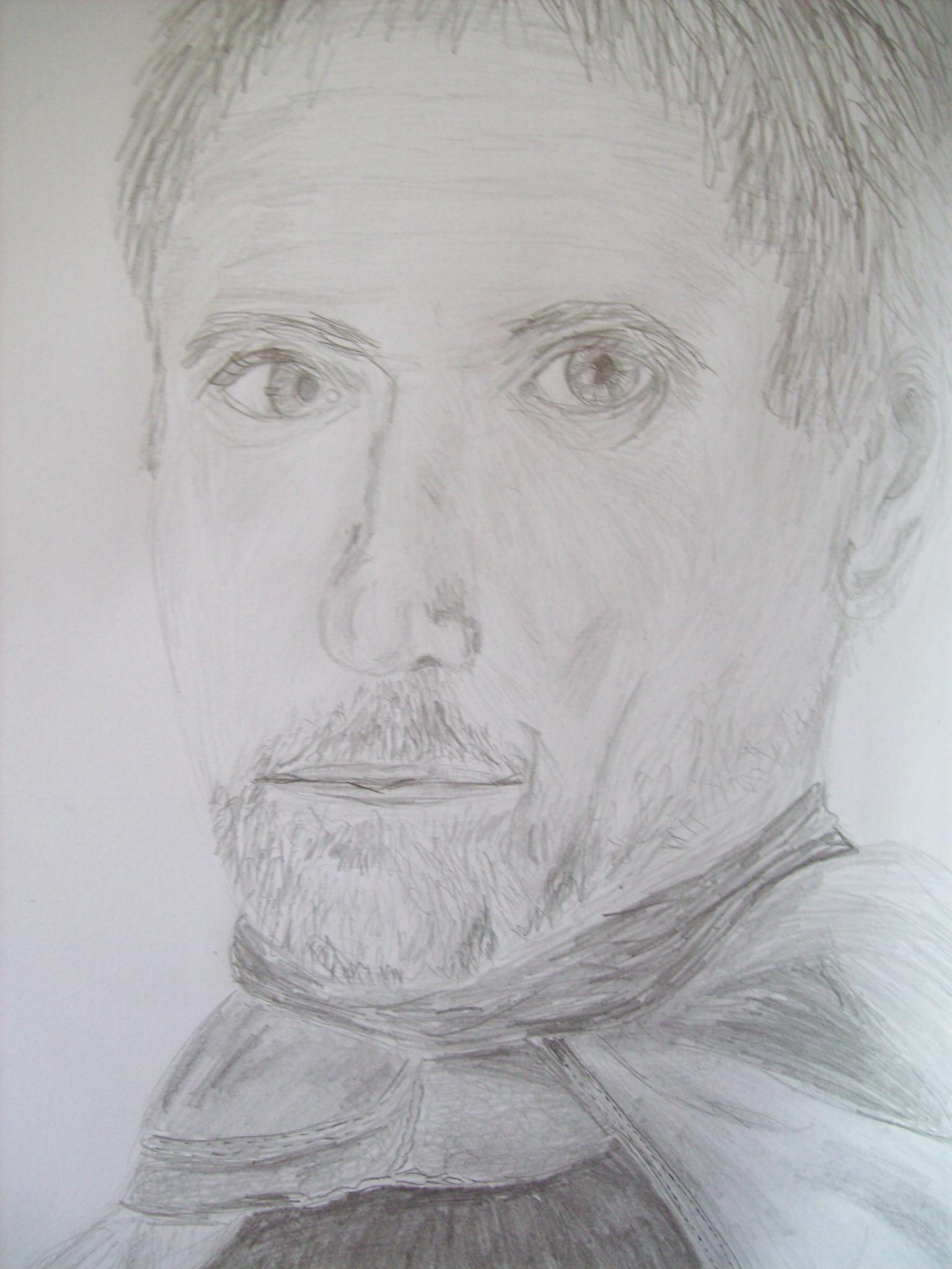 Portrait of Brom