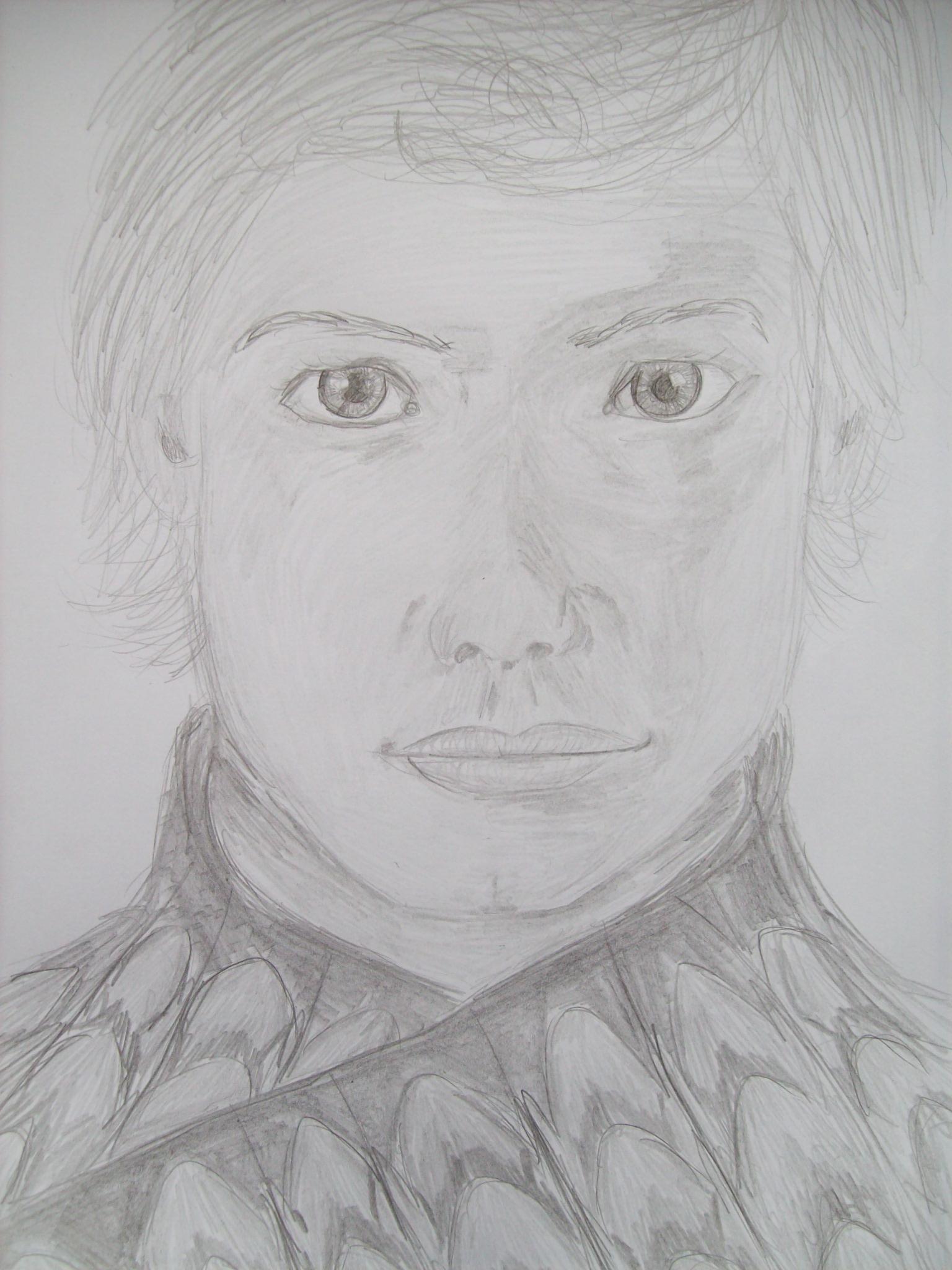 Portrait of eragon