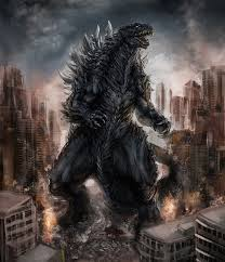 Possible Godzilla desain
