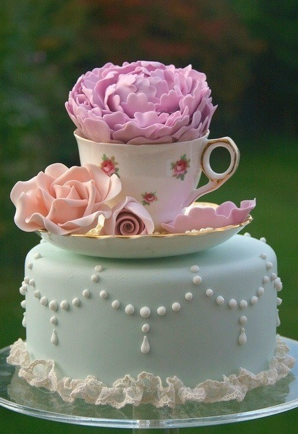 Tea Party Cake Images : Cakes images Pretty Cake wallpaper photos (34675018)