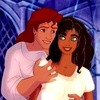 Prince Adam and Esmeralda