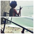 "Princeton says "" Live Life Freely because every moment is worth Living #SpreadThePeace "" <3 =O XO B) - princeton-mindless-behavior photo"